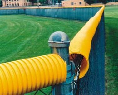 Yellow Fence Topper