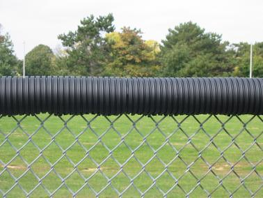 Poly-Cap Fence Topper