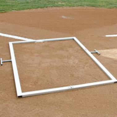 Portable Batter's Box Template