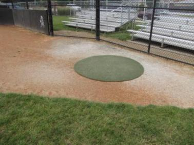 Pro Turf 4ft On-Deck Circles