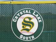 Crystal Lake South HS Commemorative Sign