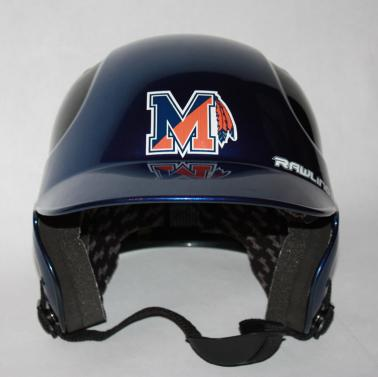 Batting Helmet Decals