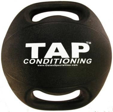 TAP Conditioning Double Handle Medicine Ball