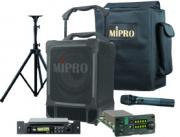 Portable PA Systems 100 Watt