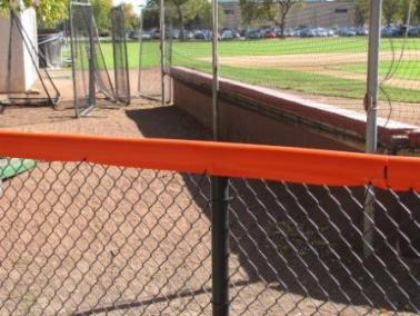 Chain Link Fence Guard