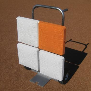 Double Base Caddy