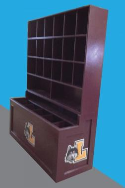 Baseball Storage Rack Combo