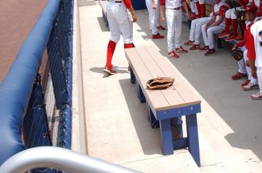 Player Benches for Dugouts