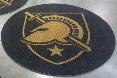 Custom Pro Turf On-Deck Circles w/ 5mm Foam Backing