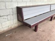 Sports bench, sports benches