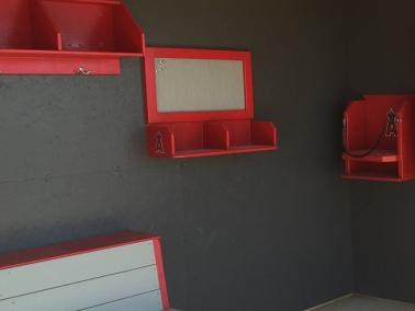 Bulletin Board for Dugouts