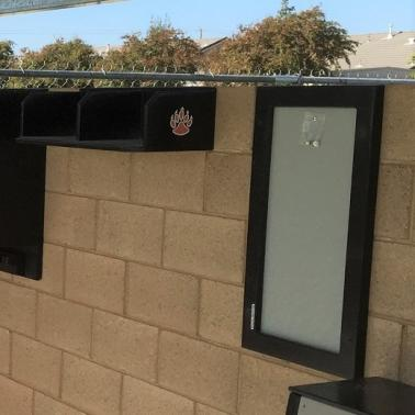 Game Day Coaches Station for Dugouts