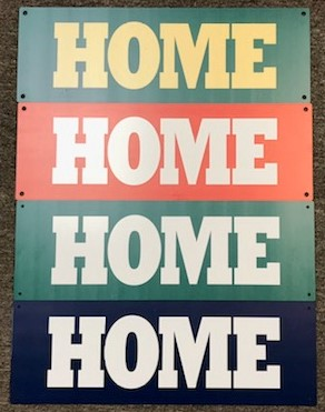 Home Visitor Signs